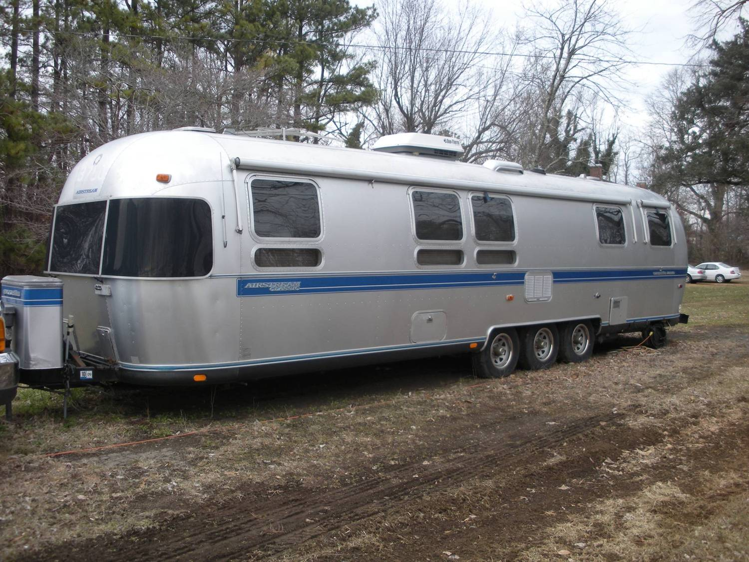 34 foot Airstream, old, new, ? Why? - Airstream Forums