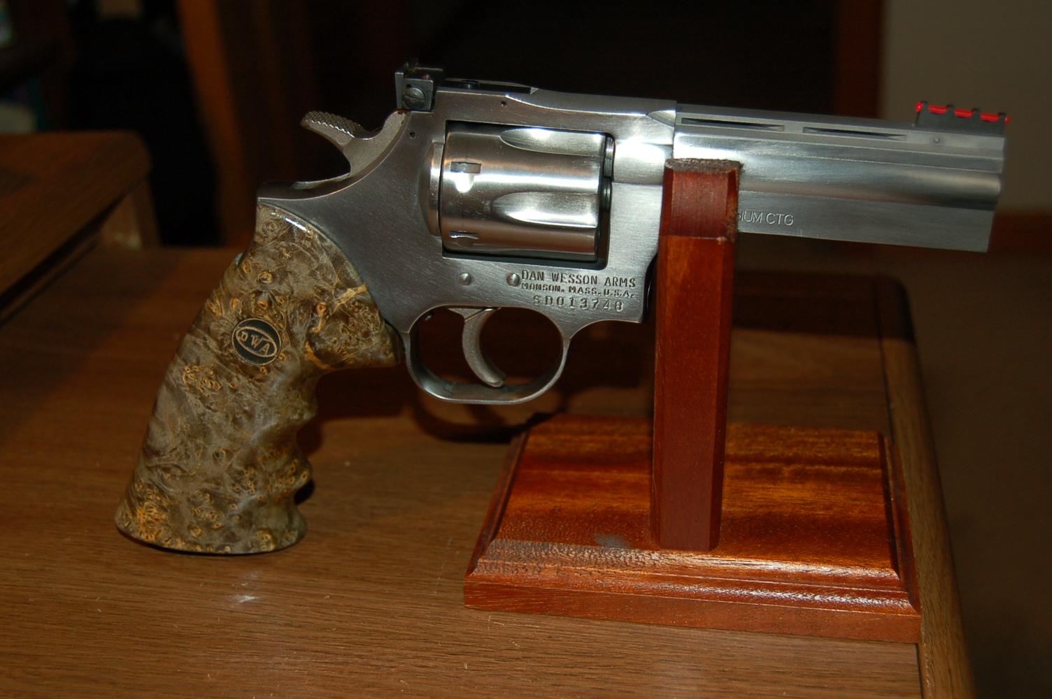 New Lb Grip Dan Wesson Small Frame Revolvers Dan Wesson Forum